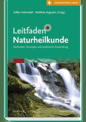 Buchcover Leitfaden Naturheilkunde - Marianne Krug - Fachärztin für Allgemeinmedizin - Frankfurt
